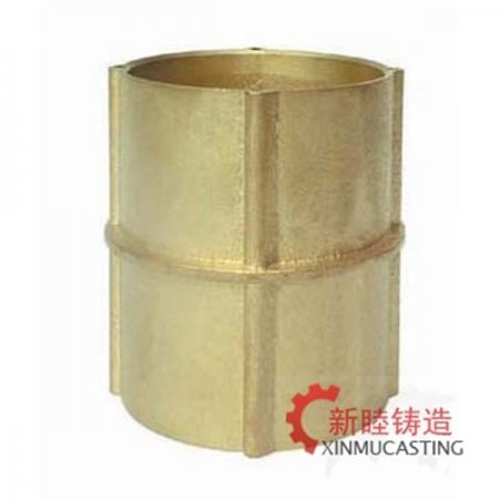 铜件铸造-铜瓦铸造