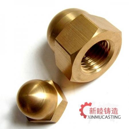 铜螺母铸造